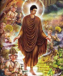 Buddha Weekly Buddha in heaven Buddhism