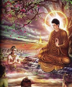 Buddha Weekly Buddha preaching Buddhism