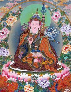 Buddha Weekly Guru Rinpoche Lotus Born Buddhism