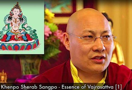 Buddha Weekly Khenpo Sherab Sangpo Bodhicitta Sangha Buddhism