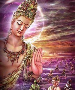 Buddha Weekly Lord Buddha in heaven Buddhism