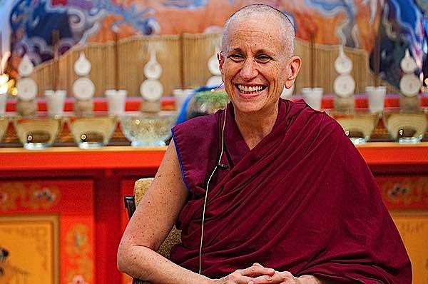 Buddha Weekly Thubten Chodron Teaching Buddhism