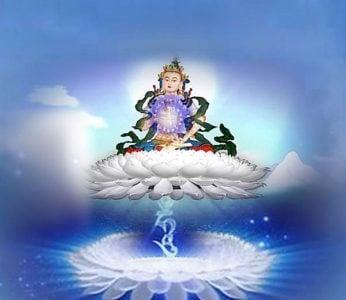 Buddha Weekly Vajrasattva heart wheel visualization web copy Buddhism