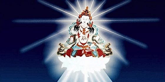 Buddha Weekly Vajrasattvas Purifying Light Buddhism
