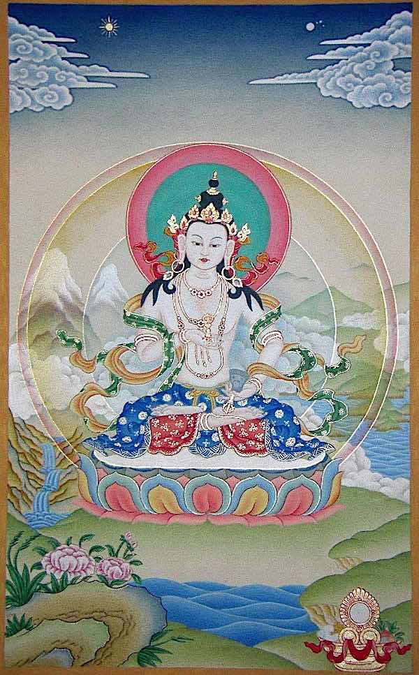 Buddha Weekly vg vajrasattva Buddhism