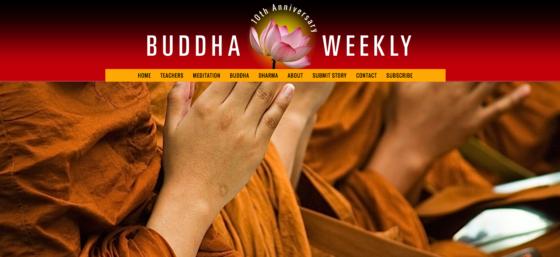Buddha Weekly 10th Anniversary