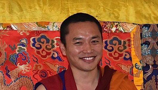 Buddha Weekly Chaphur Rinpoche Bon Tradition Portrait Buddhism