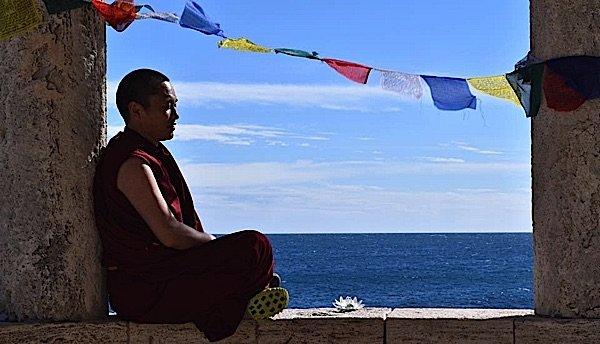 Buddha Weekly Chaphur Rinpoche Meditating Buddhism