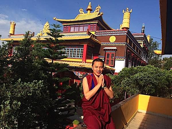 Buddha Weekly Chaphur Rinpoche monestary Buddhism