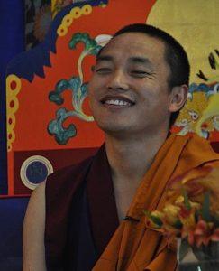 Buddha Weekly Chaphur Rinpoche smiles Buddhism