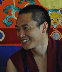 Buddha Weekly Chapur Rinpoche Profile portrait Buddhism