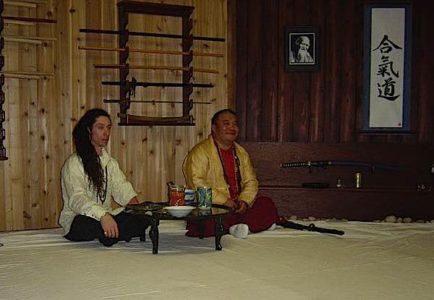 Buddha Weekly Dharma at dojo3 Buddhism