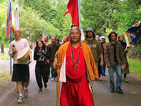 Buddha Weekly Dzogchen Khenpo Choga Rinpoche alejandro and students Buddhism