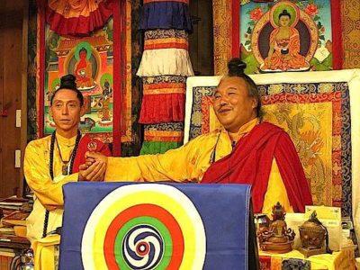 Buddha Weekly Dzogchen Khenpo Choga Rinpoche and Alejandro Buddhism