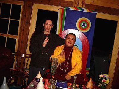 Buddha Weekly First retreat with Dzogchen Khenpo Choga Rinpoche Alejandro Buddhism