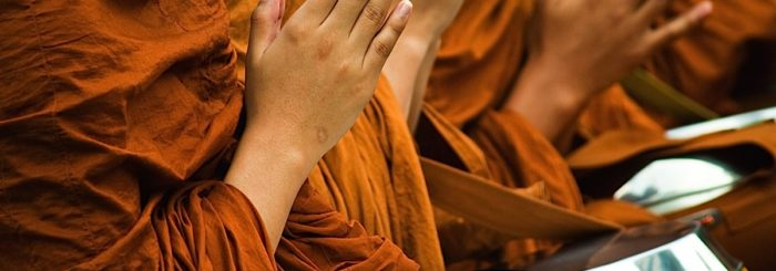 "The Emptiness of Prayer—Who Do We Pray To? ""You and the Buddha are not separate realities."" — Thich Nhat Hanh"