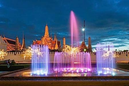Buddha Weekly Temple of the Emerald Buddha Wat Phra Kaew Modern temple can be like disneyland Buddhism