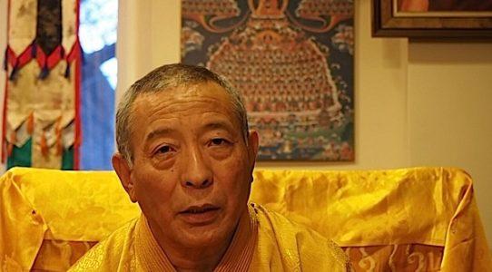 Buddha Weekly Venerable Zasep Tulku Rinpoche gives advice Buddhism