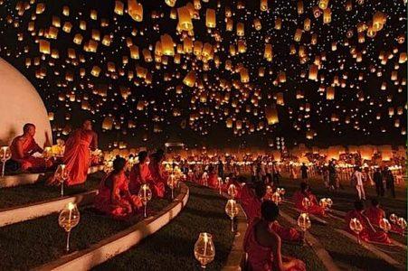 Buddha Weekly Losar in Nepal 2016 Buddhism