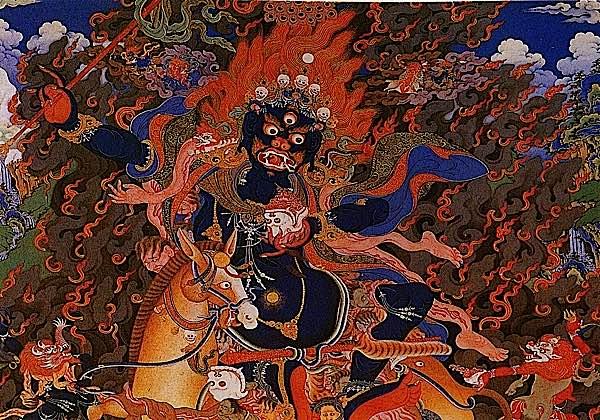 Buddha Weekly Palden Lhamo 2 Buddhism