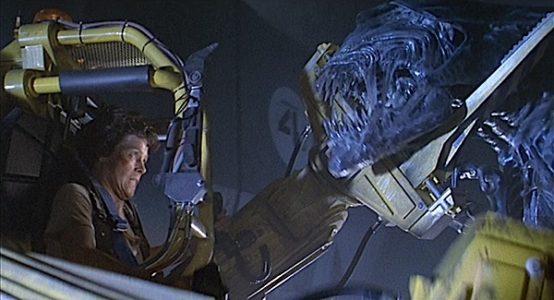 Buddha Weekly Ripley Sigourney Weaver Versus Alien in Aliens movie is like Paldhen Lhamo Protector Buddha Weekly Buddhism