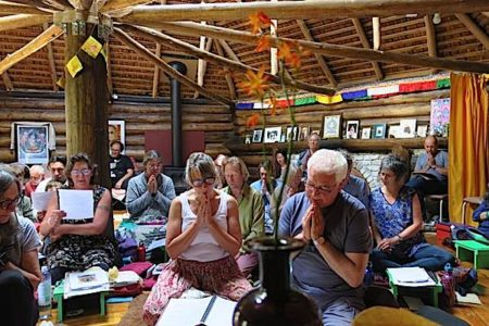 Buddha Weekly Teachings at Dorje Ling Gompa Buddhism