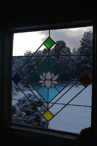 Buddha Weekly The Winter Window Dorje Ling Buddhism