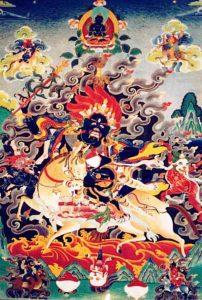 Buddha Weekly palden lhamo 2005A Buddhism
