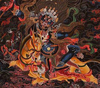 Buddha Weekly palden lhamo Buddhism 1