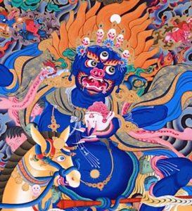 Buddha Weekly palden lhamo square Buddhism