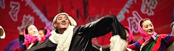 Buddha Weekly tibetan new year thems Buddhism