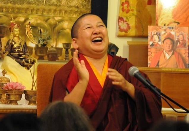 Kandro Rinpoche