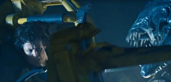 Ripley fights in Aliens Sigourney Weaver like Palden Lhamo Buddha Weekly