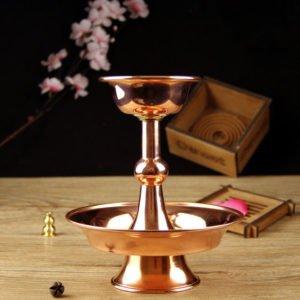 Serkyem tea offering Buddha Weekly