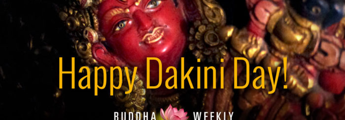 2017 Tsog Dates: Happy Dakini Day — Introducing the Wisdom of the Female Enlightened Dakinis
