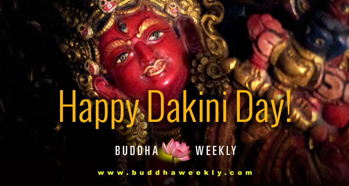 2018 Tsog dates: Happy Dakini Day — Introducing the Wisdom of the Female Enlightened Dakinis