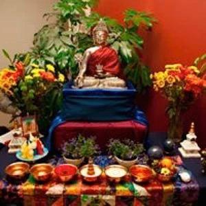 Buddha Weekly Medicine Buddha Altar Buddhism