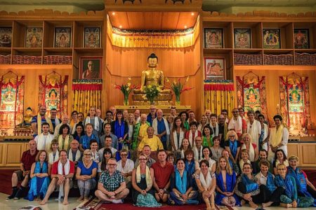 Buddha Weekly TBS Temple Perth Australia where Zasep Rinpoche taught 2017 Buddhism