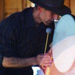 Buddha Weekly Theodore Tsaousidis drumming Buddhism