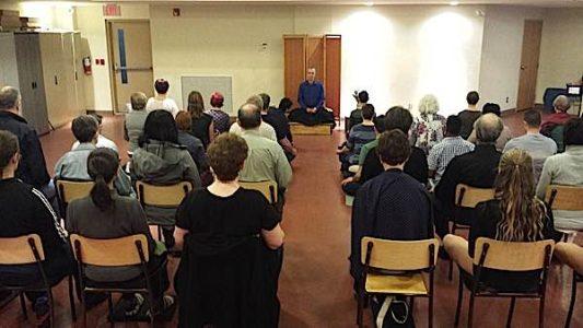 Buddha Weekly Theodore Tsaousidis teaching 2 Buddhism