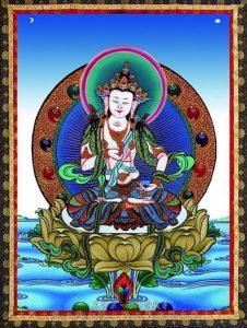 Buddha Weekly Vajrasattva Buddhism