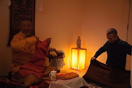 Buddha Weekly Zasep Tulku Rinpoche and Theodore Tsaousidis Buddhism