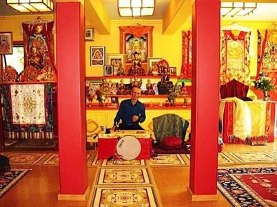 Buddha Weekly bc final talk theodore Nelson Temple Buddhism