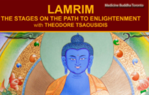 EVENT: Lamrim The Stages on the Path to Enlightenment Lecture Series on Thursdays at Gaden Choling Toronto