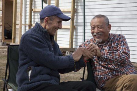 Zasep Rinpoche and Theodore Tsaousidis 2