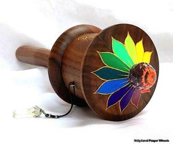 Buddha Weekly Galgamani Art Project Prayer Wheel Micha Strauss 11 Buddhism