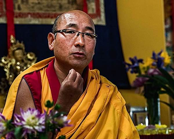 Buddha Weekly Geshe Sherab Teaching Buddhism