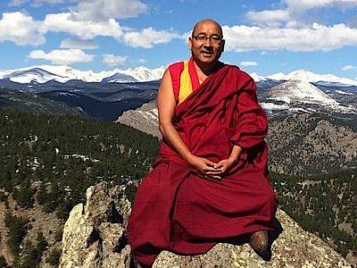 Buddha Weekly Geshe Sherab mountains Buddhism