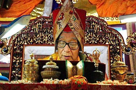 Buddha Weekly H.H. Jigdal Dagchen Sakya Buddhism