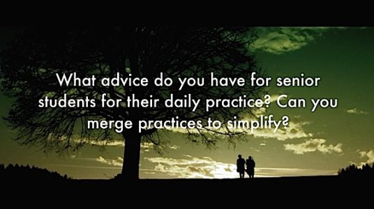 Buddha Weekly Practices for Senior Students Advice Buddhist Video 9 Buddhism